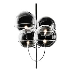 Lyndon Suspension Lamp by Vico Magistretti for Oluce