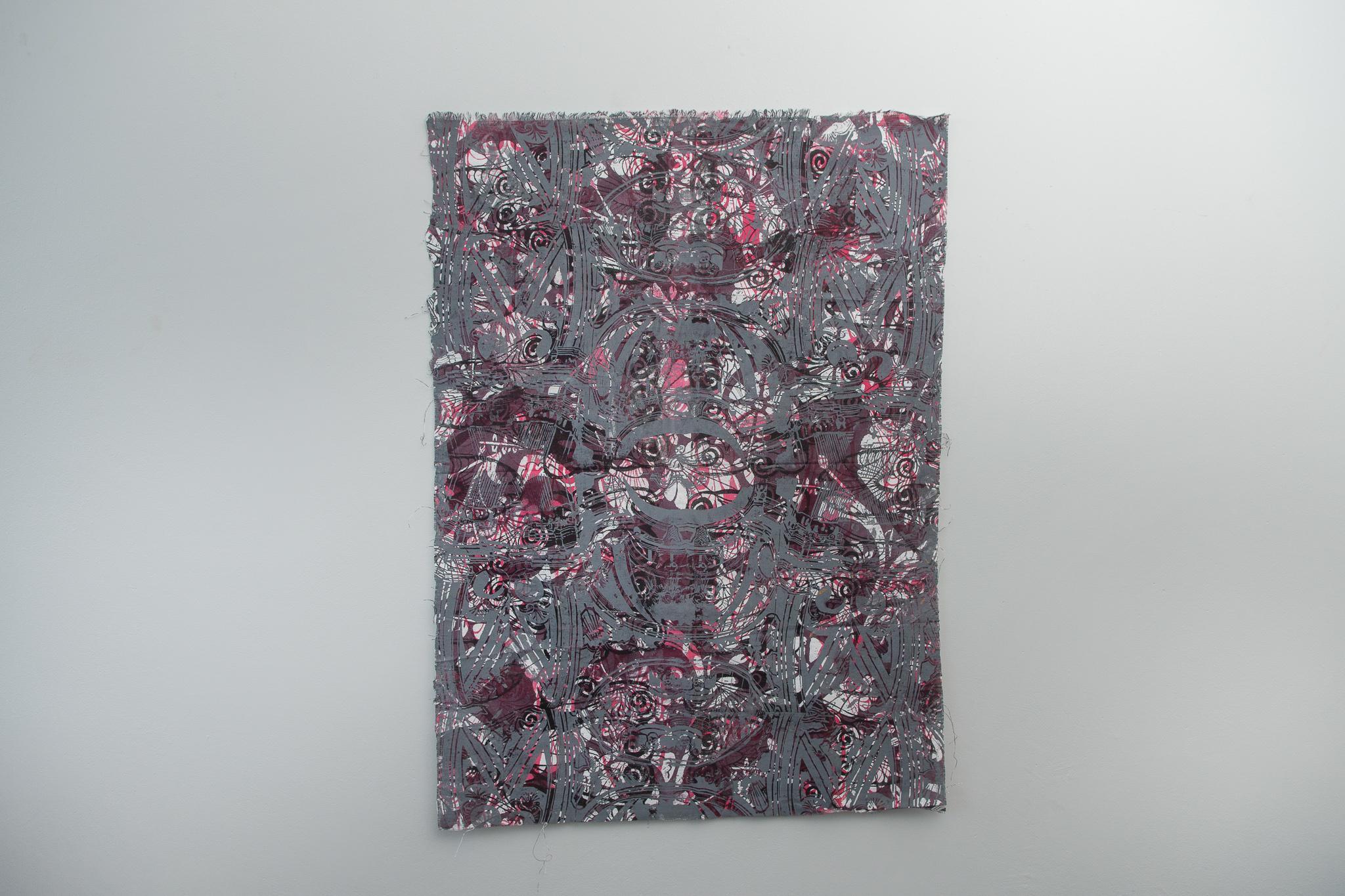 Untitled (Barotik collection), Lynette Diergaardt, Silk Screen and Batik