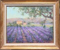 Lavender farm, by Lynn Gertenbach
