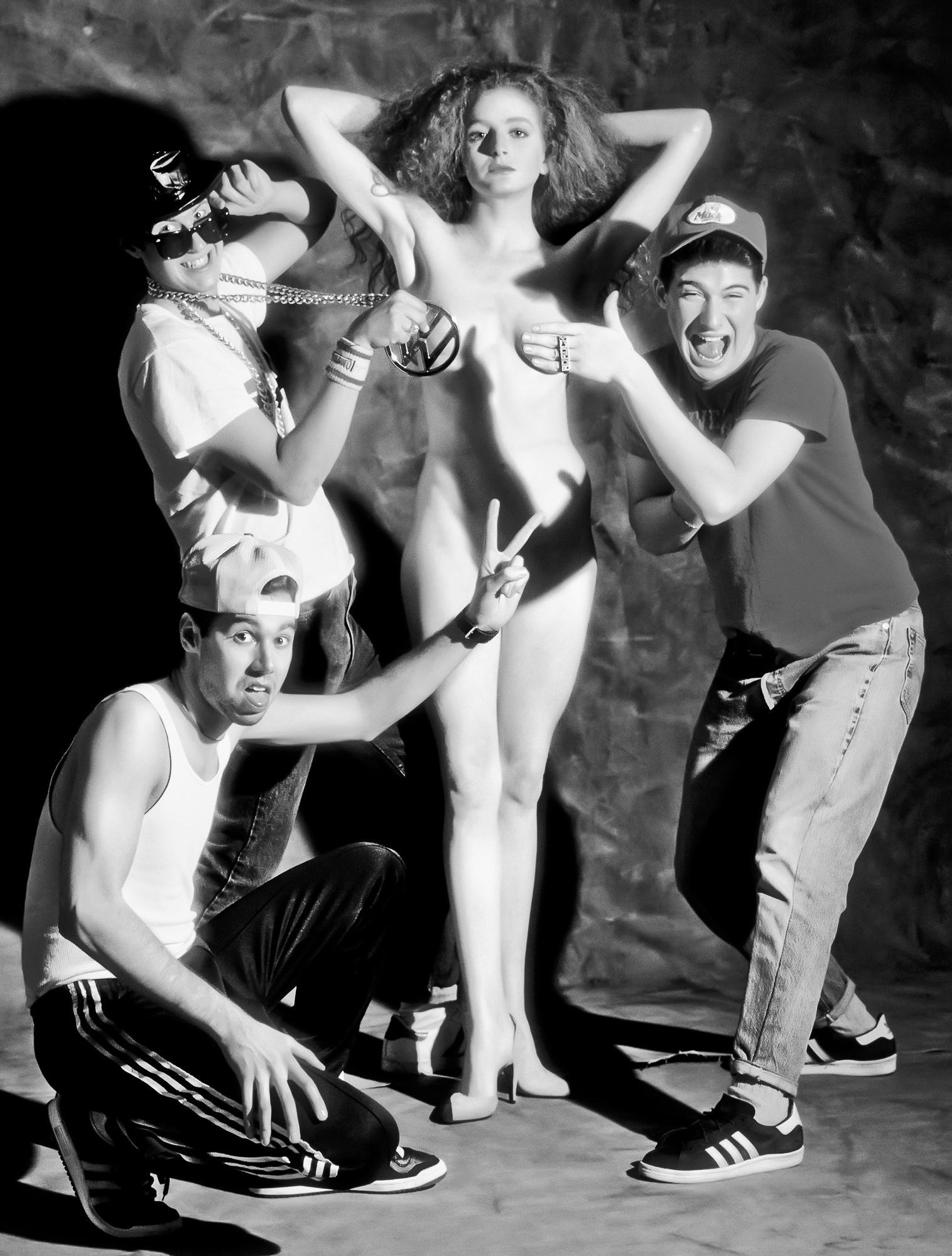 BEASTIE BOYS, 1986