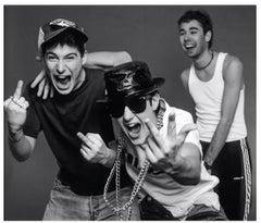 BEASTIE BOYS, MESSING AROUND 1987
