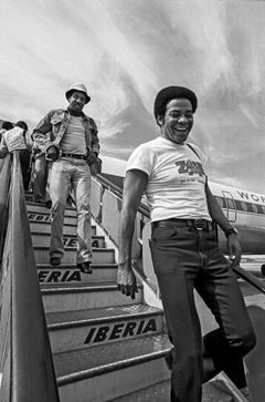 Bill Withers & Lenny Booker, 1974 Zaire