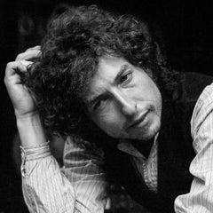 Bob Dylan Scratching Head, 1976