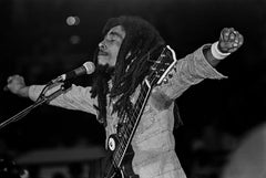 Bob Marley Arms Out, 1978