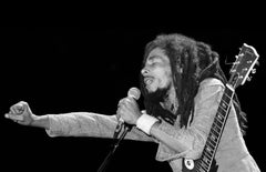 Bob Marley, Fist Out