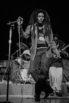 Bob Marley Standing, 1980