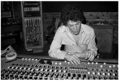 Lou Reed Recording Studio, NYC, 1977