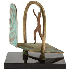 Lynn Rae Lowe Bronze Sculpture