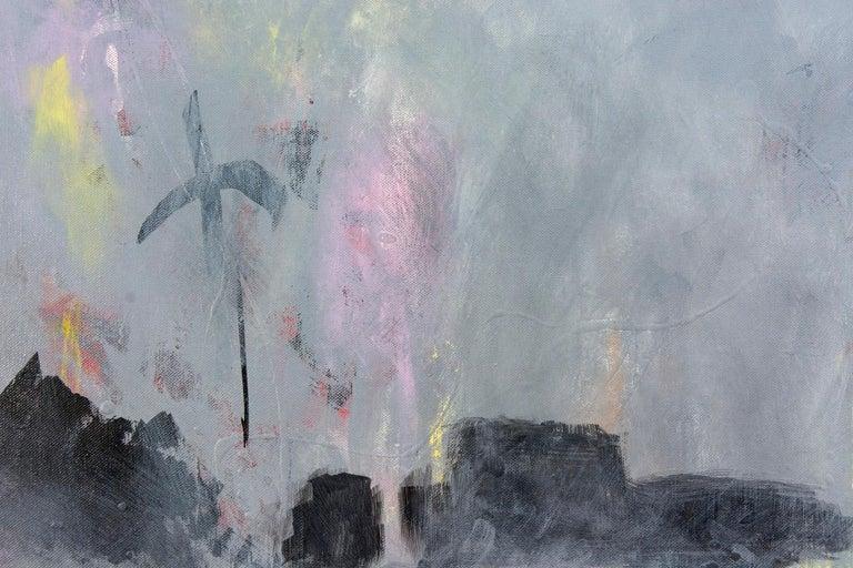 Avalon - Painting by Lynne Fernie
