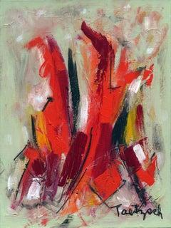 A Leap of Faith, Painting, Acrylic on Canvas