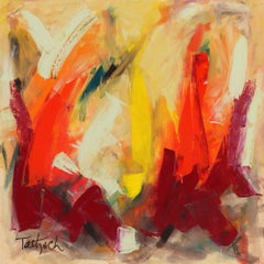 Abstract Art Sixty-One, Painting, Acrylic on Canvas