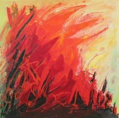 Abstract Art Twenty-Seven, Painting, Acrylic on Canvas