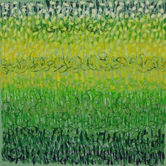 Meadow Lark, Painting, Acrylic on Canvas