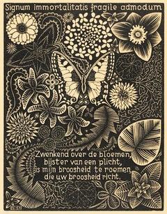 Emblemata - Butterfly