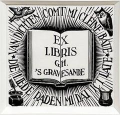 Ex Libris G.H. 's-Gravesande