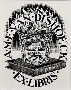 Ex Libris van Dishoeck