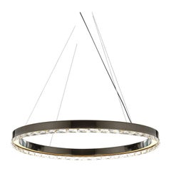 M-Dark Nickel Ceiling Lamp