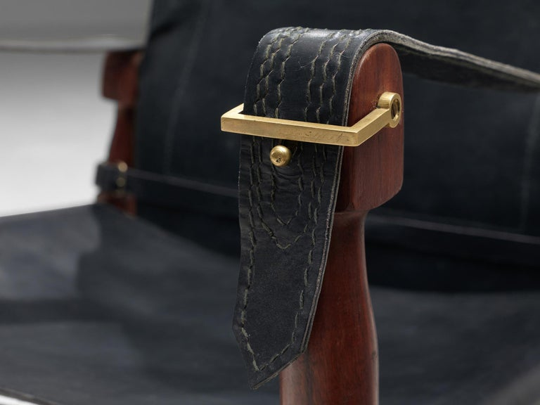 M. Hayat & Brothers Pakistani Safari Chair For Sale 1