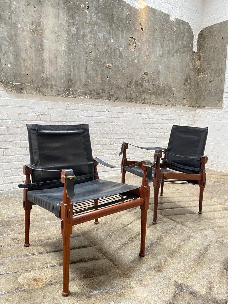 M. Hayat & Brothers Pakistani Safari Chairs For Sale 4