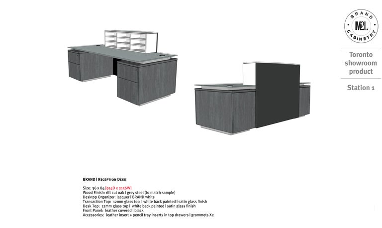 M2L Brand Office Furniture For Sale 12