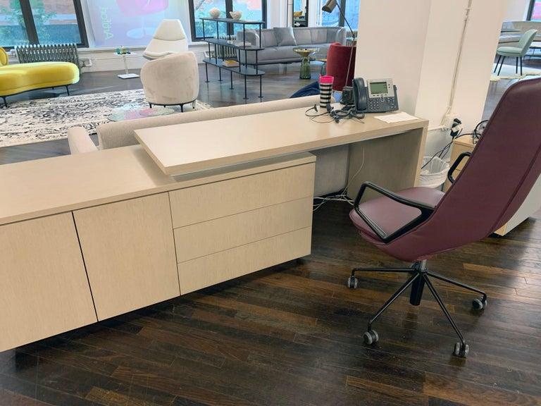 M2L Brand Wood Desk For Sale 8