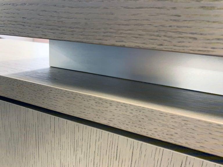 Modern M2L Brand Wood Desk For Sale