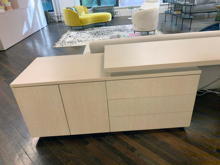 Canadian M2L Brand Wood Desk For Sale