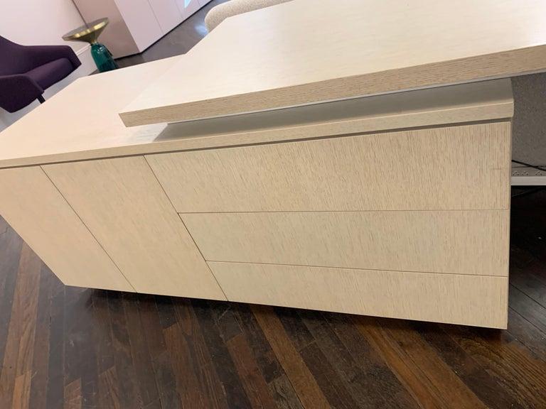 M2L Brand Wood Desk For Sale 2