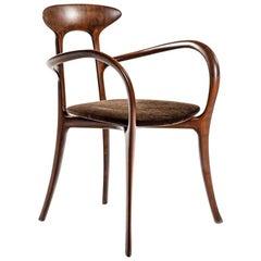 Ma Belle Chair by Roberto Lazzeroni for Ceccotti Collezioni