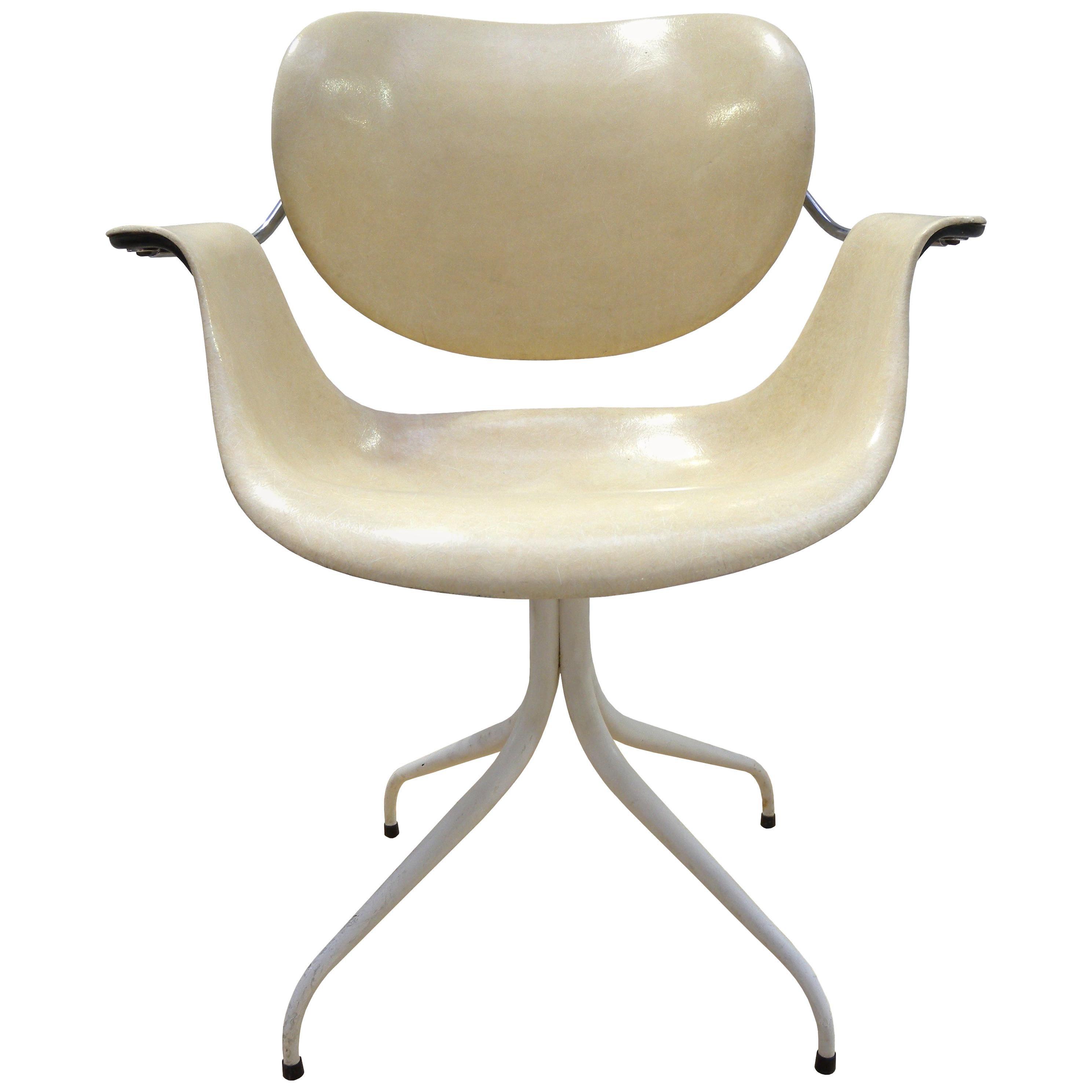 Swag Leg Armchair