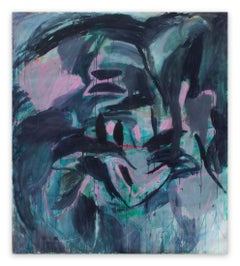As Long as We Remember (Abstract Expressionism painting)