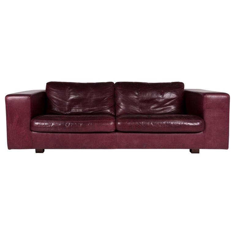 Machalke Design Bank.Couch Leder