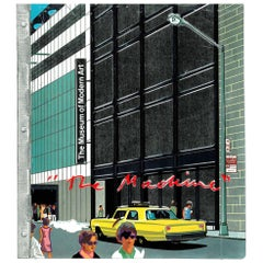 """Machine - the Museum of Modern Art New York"" Book"