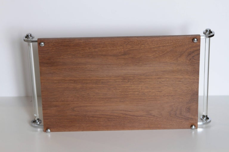 Machine Age Art Deco Cocktail Tray, Manner of James Amster For Sale 2