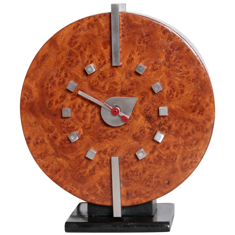 Machine Age Art Deco Gilbert Rohde Herman Miller 1933 Century of Progress Clock