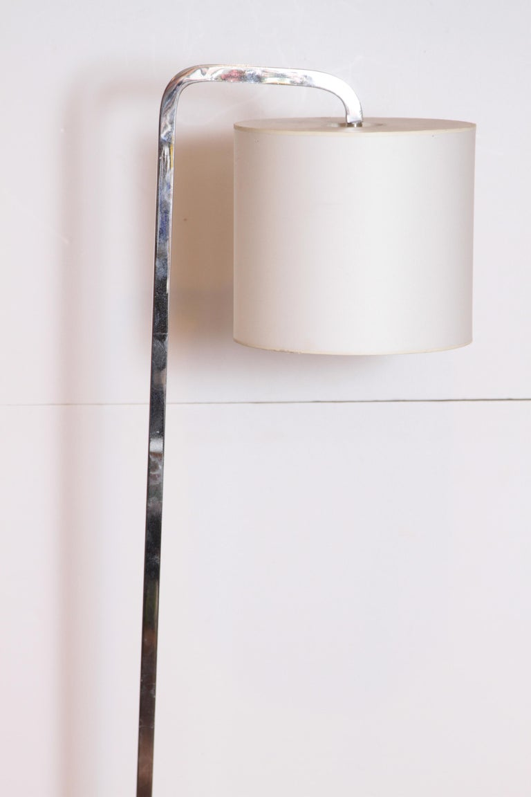 Machine Age Art Deco Patented EGLI Floor & Table Lamps, circa 1931, Rare Matched For Sale 5