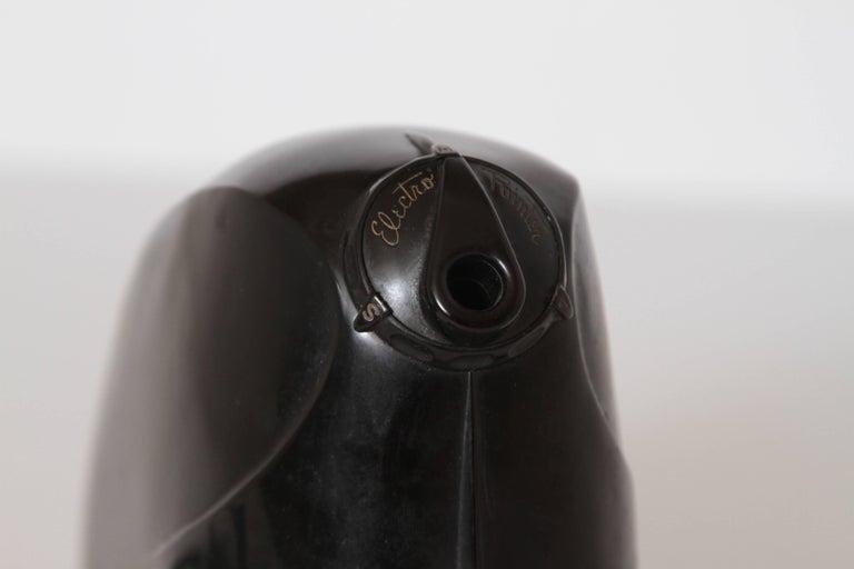 Machine Age Art Deco Streamline Electro Pointer Bakelite Pencil Sharpener 5