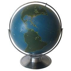 Metal Globes