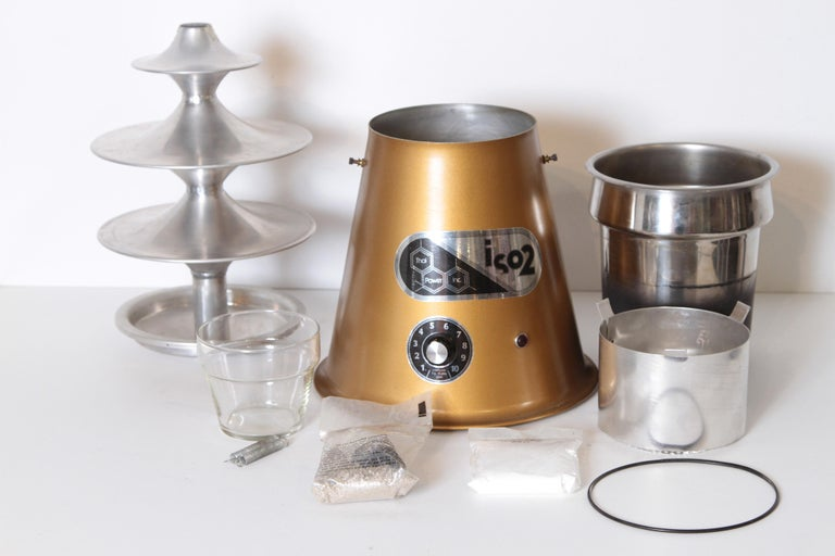Machine Age Original Thai Power ISO2 Isomerizer, Essential Oil Extractor, 1975 For Sale 2