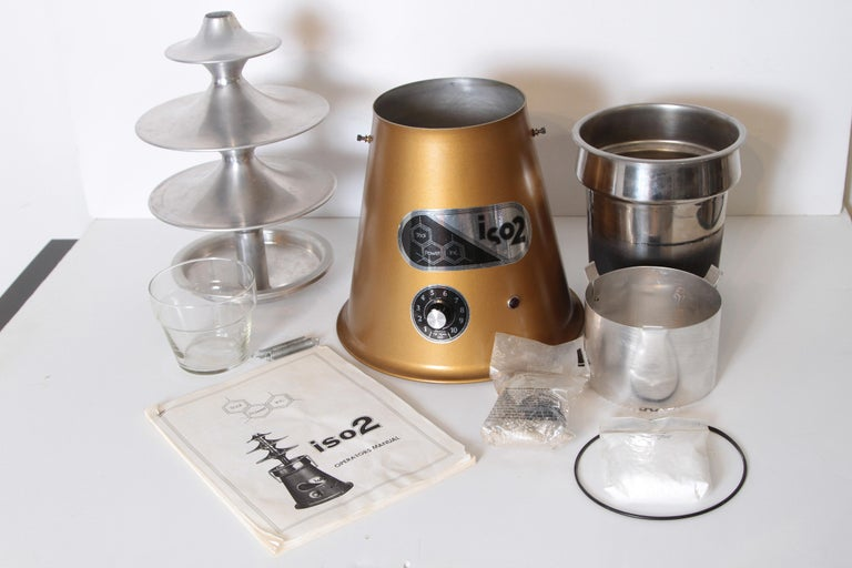 Machine Age Original Thai Power ISO2 Isomerizer, Essential Oil Extractor, 1975 For Sale 3