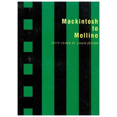 MACKINTOSH TO MOLLINO, Fifty Years of Chair Design, '2 Books'
