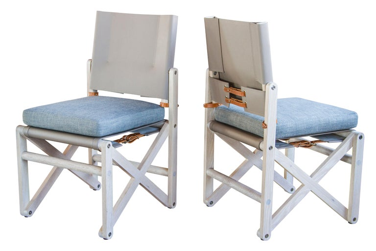 Campaign MacLaren Dining Chair 02 For Sale