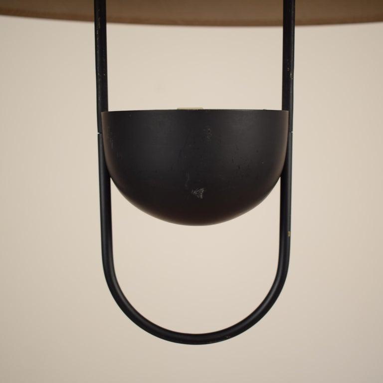 Italian Macumba Pendant Light by Ernesto Gismondi Aka Örni Halloween for Artemide, 1970s