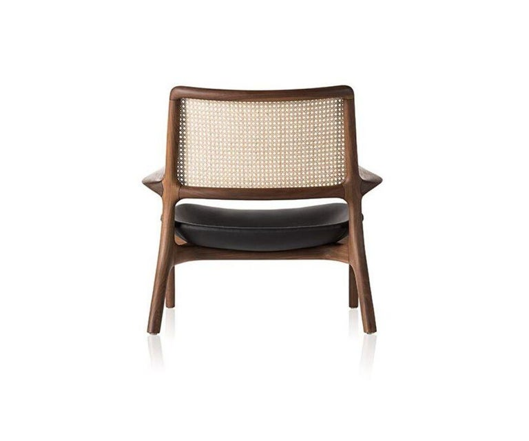 Brazilian MAD Lounge Chair by Sollos For Sale