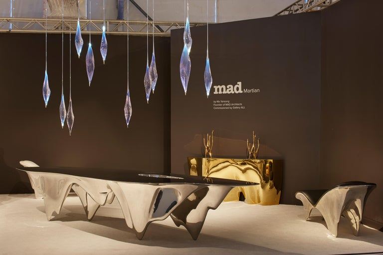 Chinese MAD Martian Suspension Lights/Hanging Lights/Penddant Lights Resin Customizable For Sale
