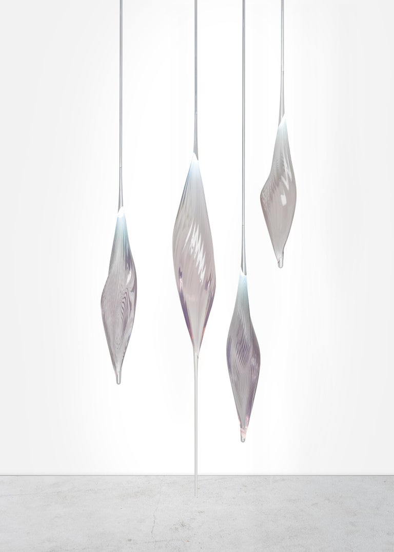 MAD Martian Suspension Lights/Hanging Lights/Penddant Lights Resin Customizable In New Condition For Sale In Los Angeles, CA