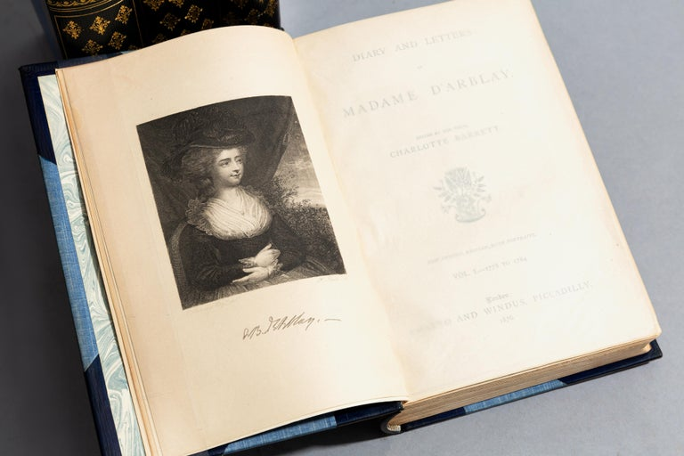 Madame Frances Arblay, Diary and Letters For Sale 1