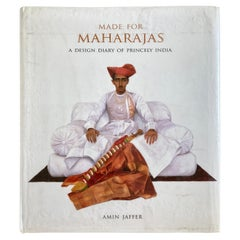 Made for Maharajas by Amin Jaffer Coffee Table Art Book
