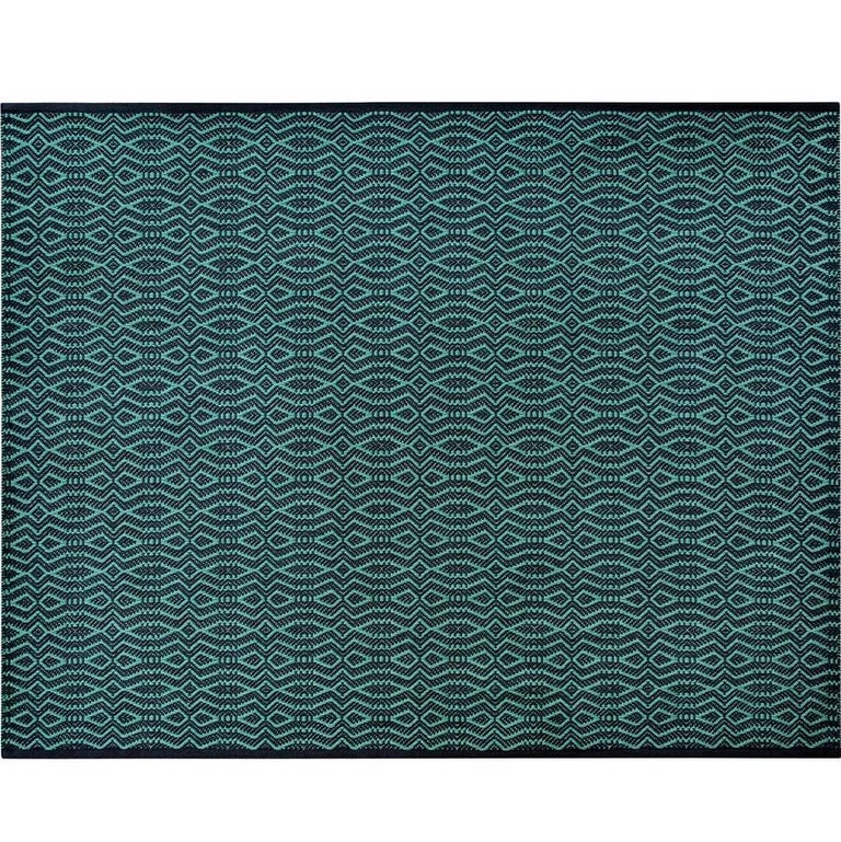 Madeleine Hand-Tufted Rug by Pinton For Sale