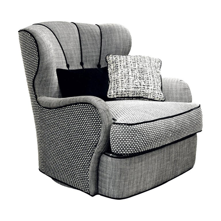Mademoiselle Armchair by Chiara Provasi For Sale